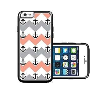 RCGrafix Brand Anchor & Chevron iPhone 6 Case - Fits NEW Apple iPhone 6