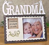 Best Banberry Designs Mom Plaques - Grandma Hanging Picture Frame Plaque - Grandmas Are Review