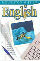 Houghton Mifflin English: Student Edition Hardcover Level  8 2001 Hardcover