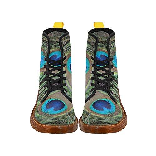 Le Interest Paon Martin Bottes Mode Chaussures Pour Hommes