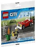 LEGO City Town Fire Polybag Set - Fire Car (30347)