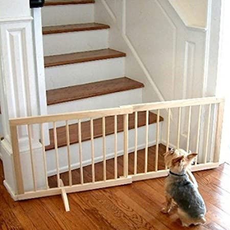 Cardinal Gates Stairway Special Outdoor Pet Gate NEW-Ship Free Black and White