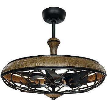 Maxim Lighting 60010bzgtgld Weave Fandelier Bronze Gilt Gold Amazon Com