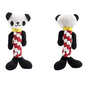 TAOtTAO - Cuerda de Perro para Masticar con Sonido, diseño ...