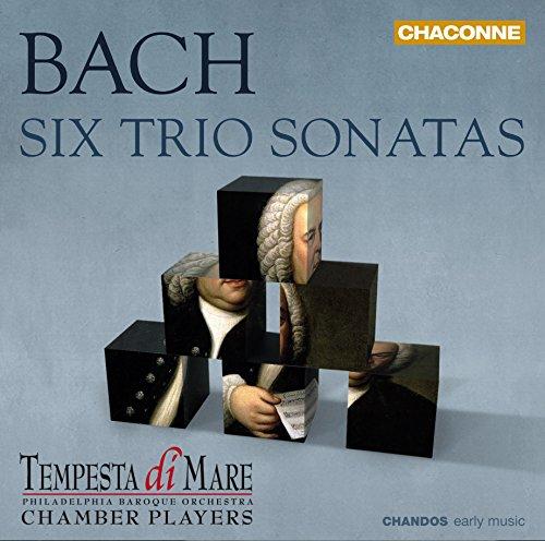 Bach: Six Trio Sonatas