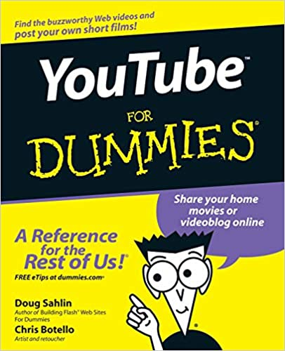 YouTube For Dummies: Sahlin: 9780470149256: Amazon com: Books