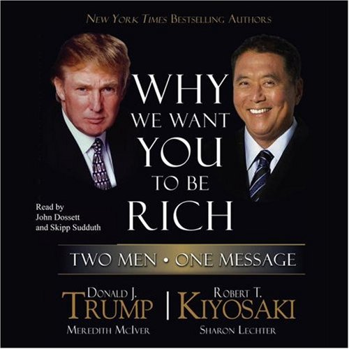 Pdf Thriller Why We Want You to Be Rich: Two Men, One Message