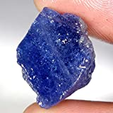 31.15Cts. 100% NATURAL VIOLET BLUE TANZANITE SPECIMEN UNTREATED ROUGH