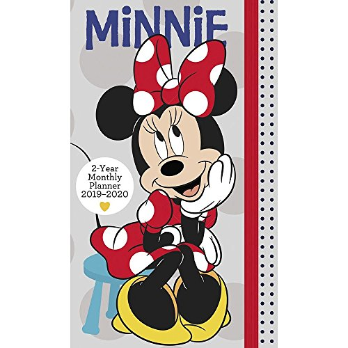 Planner Brands Acco (2019 Minnie Mouse Two Year Pocket Planner, by ACCO Brands)