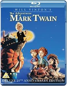 The Adventures of Mark Twain (1986) ( Comet Quest: The Adventures of Mark Twain ) ( Mark Twain ) [ Blu-Ray, Reg.A/B/C Import - United Kingdom ]