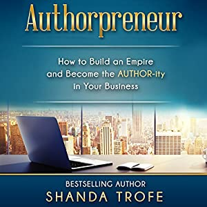Authorpreneur Audiobook
