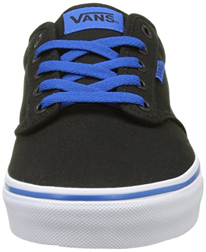 Blue Uomo Atwood Vans Nero Black Ginnastica Varsity Basse Mn Scarpe da retro RnxqPOA
