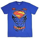 DC Comics Superman Suit Men's Costume T-Shirt