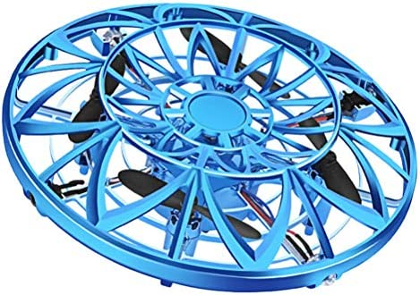 Kylewo Mini Drone para niños, UFO Toy RC Flying Ball, 360 ...