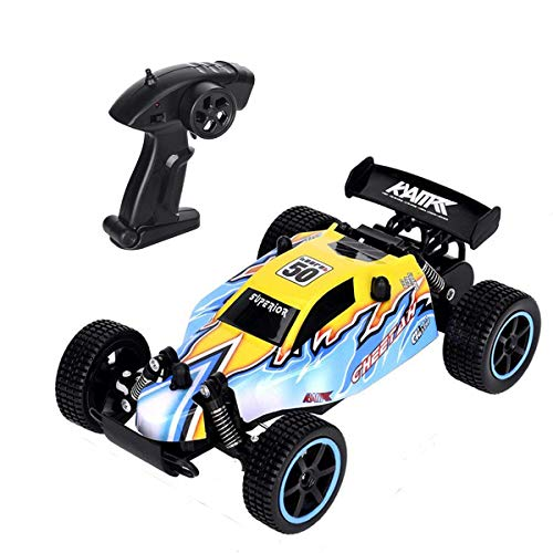 Vinciph Remote Control Car 1:20 Scale,Electric RC Car 2 WD,Off Road High Speed Racing Toy Car with 2.4 GHz Radio Control, Drifting Buggy Hoppy Car for Kids Boys Christmas Birthday Gift (Good Remote Control Car For 5 Year Old)