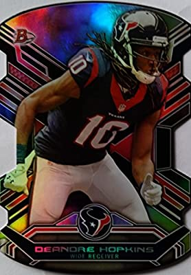 2014 Bowman Die Cut #7 DeAndre Hopkins