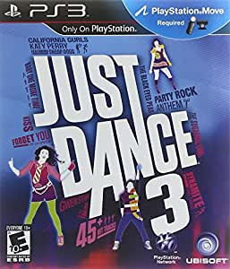Just Dance 3 - Move Required - PlayStation 3 Standard Edition