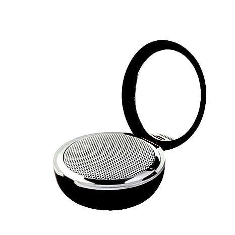 Amazon Com Gabbagoods G Compact Portable Mirror Speaker Home Audio