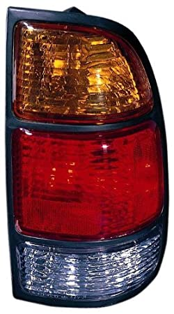 Depo 312-1932R-US Toyota Tundra Passenger Side Replacement Taillight Unit without Bulb 02-00-312-1932R-US