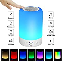 Portable Bluetooth Speakers V4.0 Wireless Speakers Stereo...