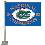 University of Florida BCS Champs Car Flag and Auto Flag