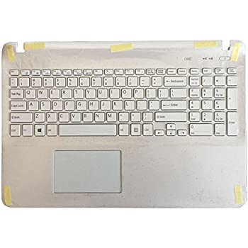 New English Laptop Replacement Keyboard for Sony SVF15214CXB SVF152G6EW SVF15318 SVF1521P2EB SVF1521C2EB SVF15215CDW SVF15328 SVF154b SVF15323CXW US Layout ...