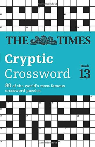 Amazon Com Times Crossword Book 13 Bk 13 9780007264483 Times Uk Books