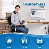 Everlasting Comfort Memory Foam Seat Cushion and