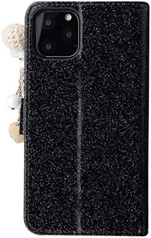 iPhone XS PUレザー ケース, 手帳型 ケース 本革 カバー収納 スマートフォンカバー 全面保護 ビジネス 財布 手帳型ケース iPhone アイフォン XS レザーケース