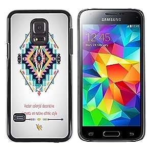 Dragon Case - FOR Samsung Galaxy S5 Mini, SM-G800 - First impression of you - Caja protectora de pl??stico duro de la cubierta Dise?¡Ào Slim Fit