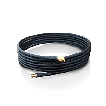Cable coaxial wireless