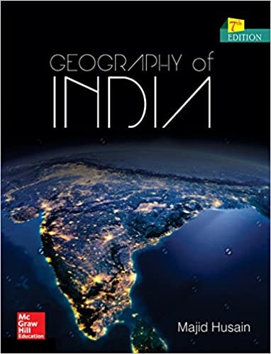 Indian geography by Majid Husain