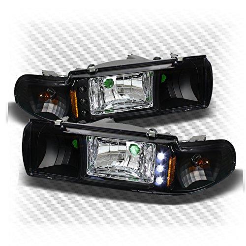 headlights chevy caprice - 4