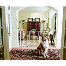 Carlson Pet Products 1210HPW Extra Tall Maxi Pet Gate