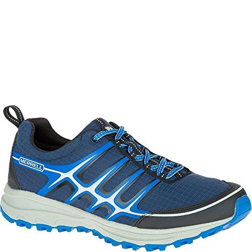 Merrell Mens Versatrail Hiking Shoe, Azul, 40 D(M) EU/6.5 D(M) UK