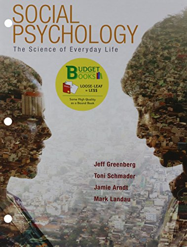 Social Psychology (Ll) Text