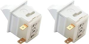 WR23X23343Refrigerator Light Switch For GE Refrigerator-(2 Pack)