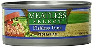 Fishless Tuna, 5 oz (Case of 24 Cans)