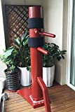 Traditional Wing Chun Wooden Dummy with Wooden Base