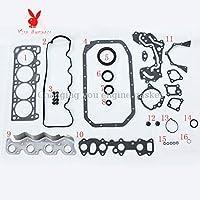 Honda Complete Gasket Kit Top /& Bottom End Engine Set For Honda CRF450R 2002-2008 By Mopasen