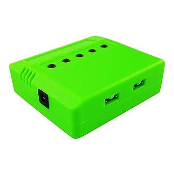 5 en 1 Lipo Cargador de Batería para SYMA X21 X21W RC Drone ...