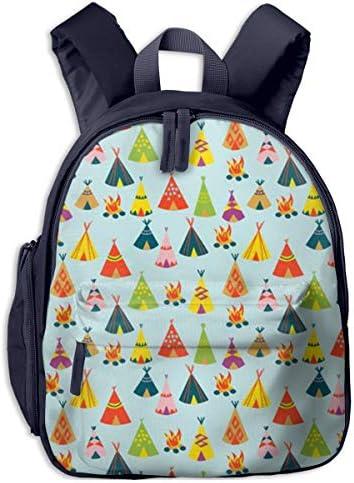 キャンプファイヤーテント 迷子防止リュック バックパック 子供用 子ども用バッグ ランドセル 高品質 レッスンバッグ 旅行 おでかけ 学用品 子供の贈り物