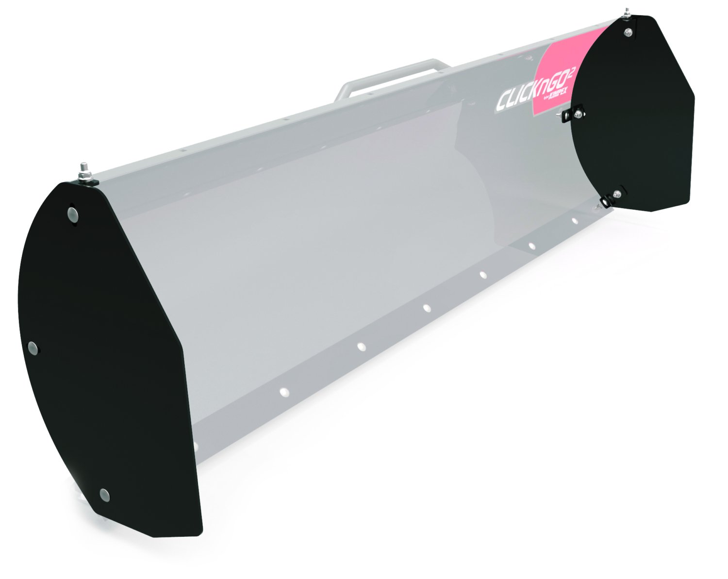 CLICK nGO Plow Fenders for CNG 1, 1.5 & 2 Plow