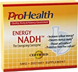 ProHealth Energy NADH (5 mg, 90 tablets) – Boost Energy, Mental Clarity, Alertness and Concentration | Unique Cellulose Matrix Coating for Enhanced Absorption | Gluten Free | Dairy Free | Vegetarian Review