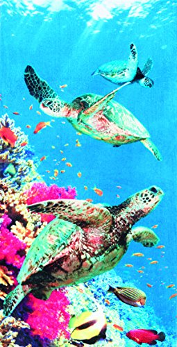 Sea Turtle Beach Towels Kritters In The Mailbox Sea