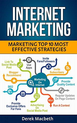 Internet Marketing: Top 10 Most Effective Strategies by [Mcbeth, Derek]