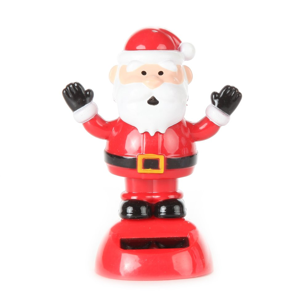 Home X Solar Powered Dancing Santa