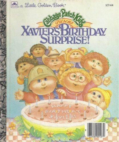 - Cabbage Patch Kids: Xavier's Birthday Surprise