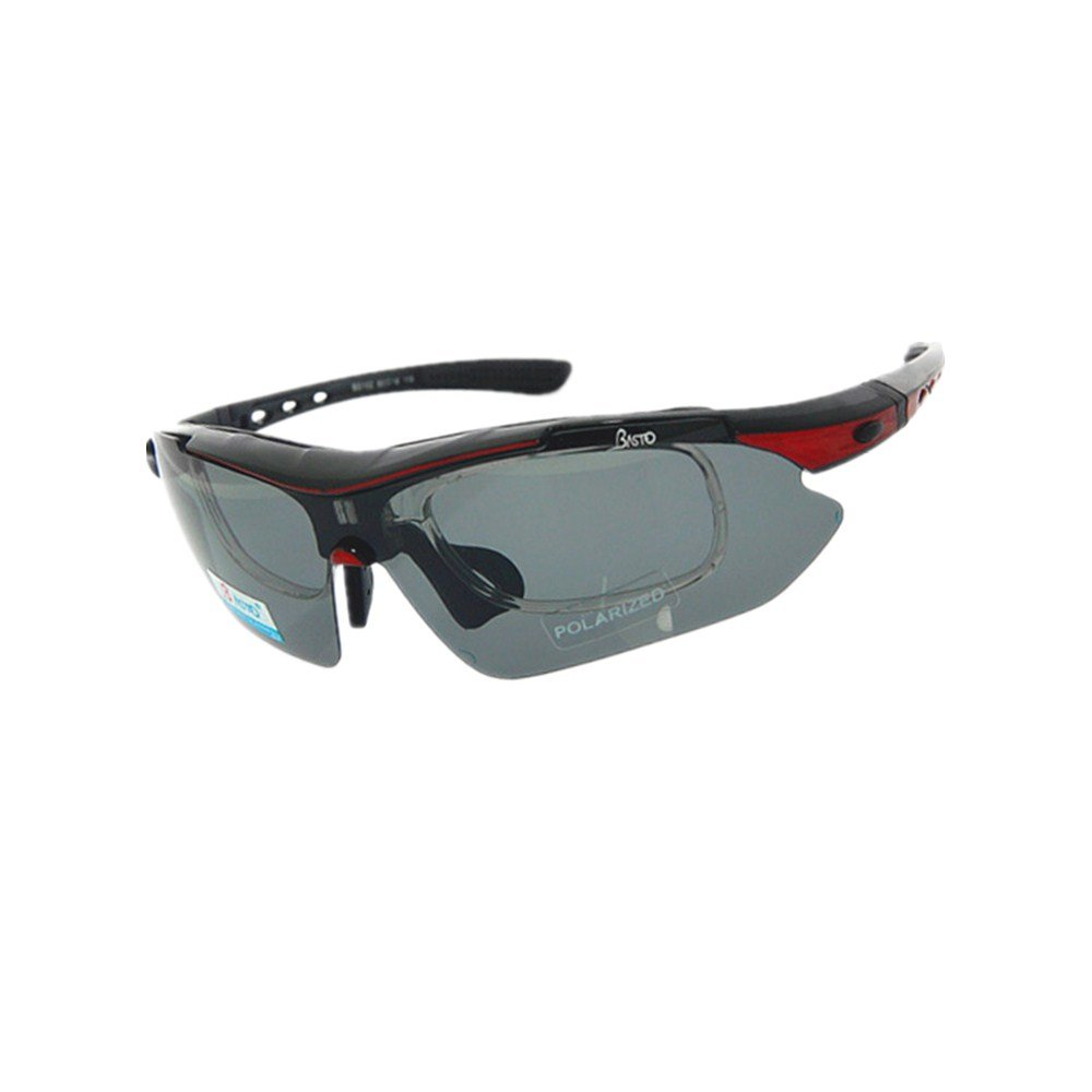 Riding Glasses Cycling Glasses Bicycle Color-Changing Glasses Adult Outdoor Glasses Suitable for Outdoor Cycling Lovers. Riding Goggle Glasses (Color : Gray) xiuzhifuxie