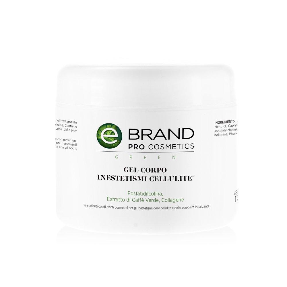 Gel Corpo Fosfatidilcolina - Ebrand Green 500 Ml